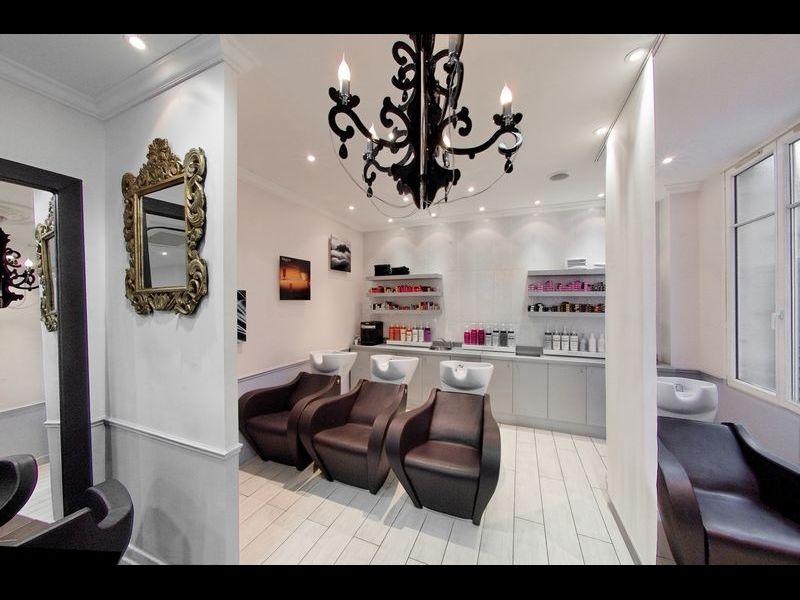 Gamma mg bross mobilier de coiffure professionnel - Salon de coiffure luxe ...