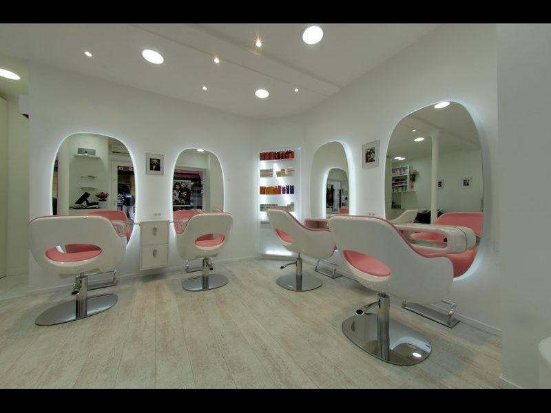 Gamma mg bross mobilier de coiffure professionnel for Salon de coiffure professionnel