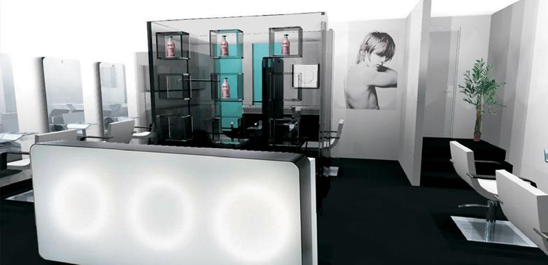 Agencement de salon de coiffure mobilier pour coiffeurs for Exemple de reglement interieur salon de coiffure